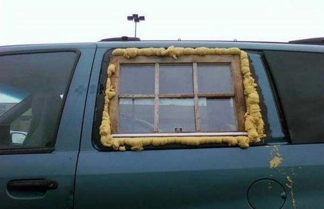 תיקוני מכוניות מצחיקים