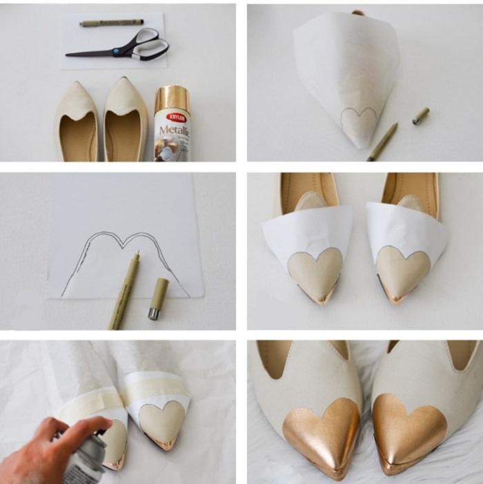 רעיונות קלים ויצירתיים לחידוש נעלי הקיץ