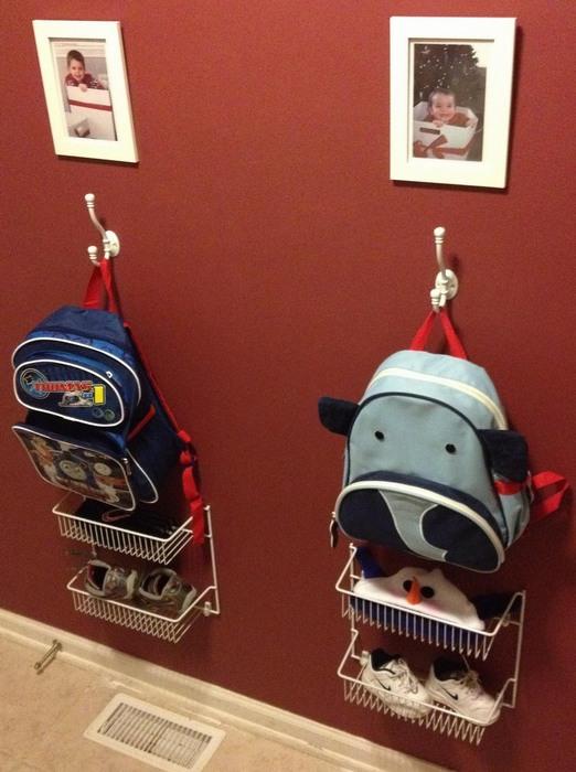 שמירה על סדר בחדר הילדים