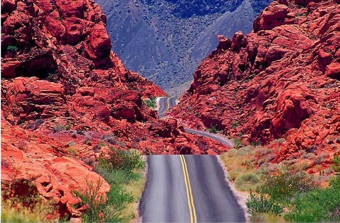 הכבישים היפים בעולם