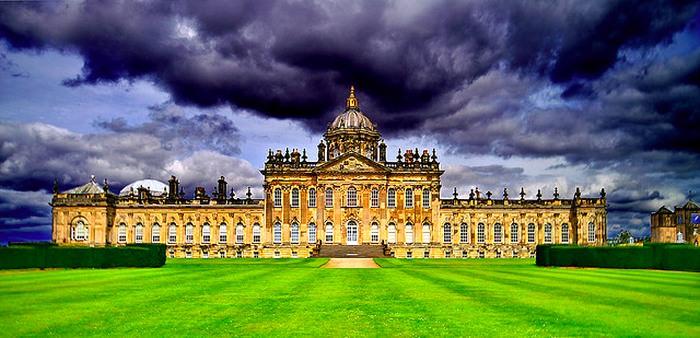 מבנים היסטוריים