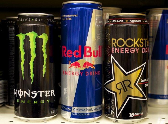 השפעות משקאות האנרגיה