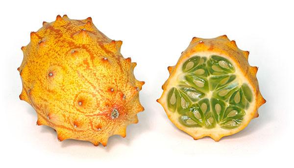 פירות אקזוטיים משונים
