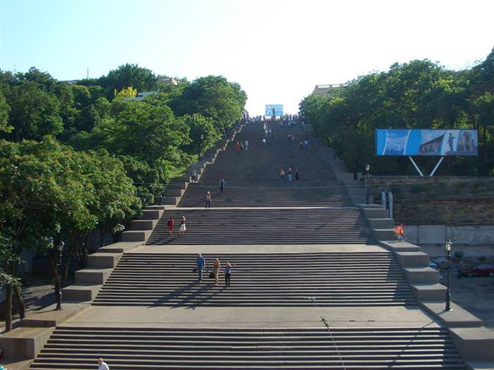 גרמי מדרגות מפורסמים