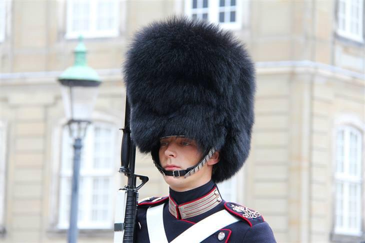 חייל ממשמר מלוכה