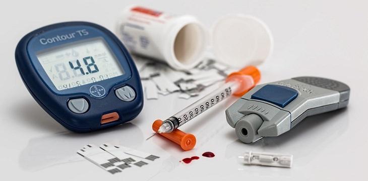 אזהרות בנוגע לזנגביל: ערכת סוכרת