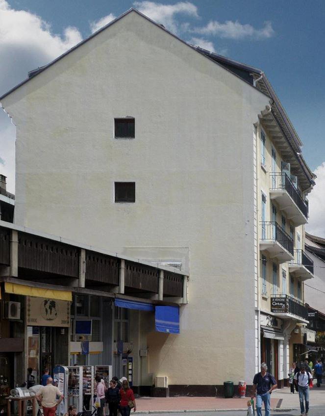 בניינים שעברו שדרוג מדהים