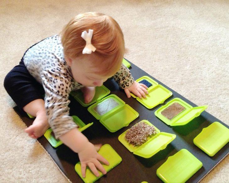 שימוש מחדש בחפצים של התינוק