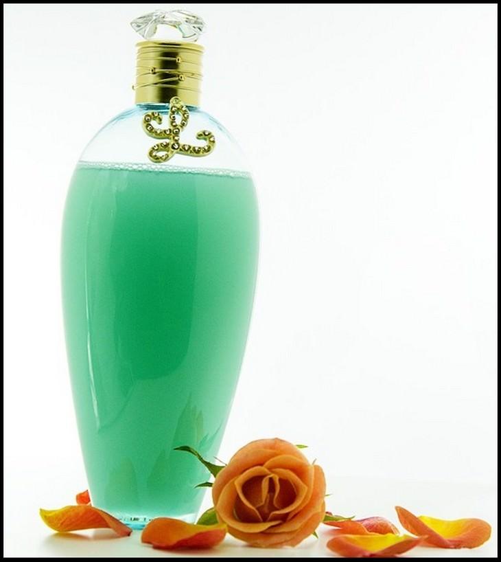 סבון ופרחים