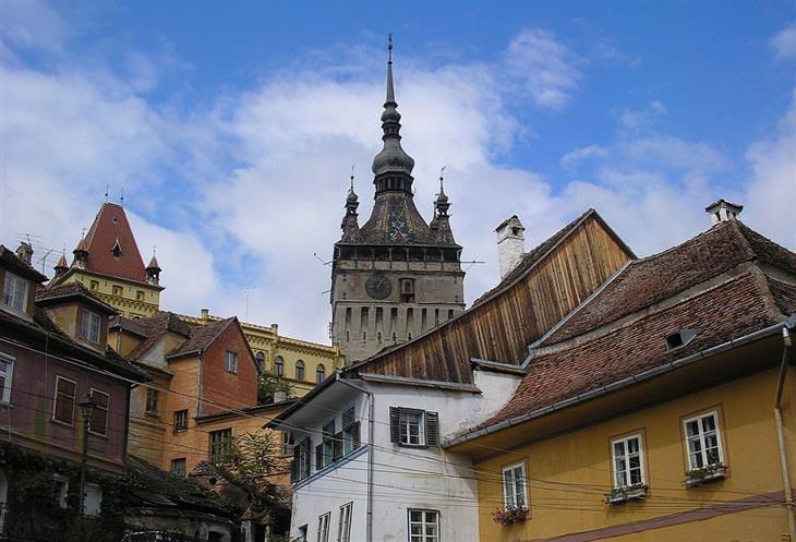 עיירות קטנות ברומניה: סיגישוארה