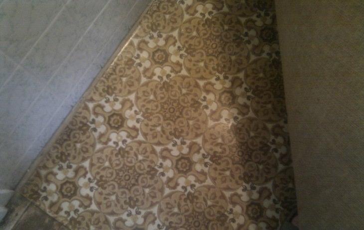 שטיח PVC
