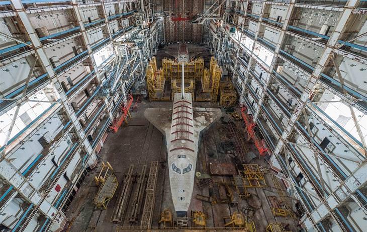מרכז החלל הסובייטי הנטוש