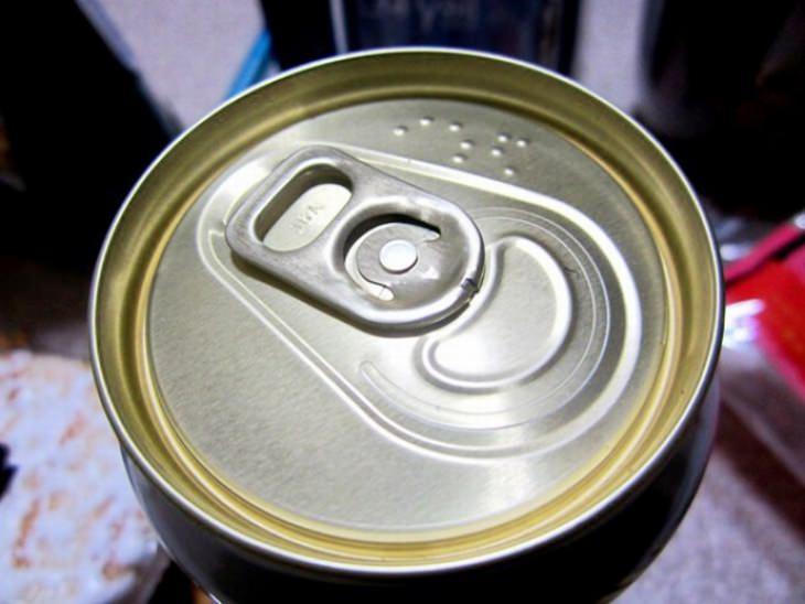חידושים טכנולוגיים מיפן: פחית שתייה עם כתב ברייל על המכסה