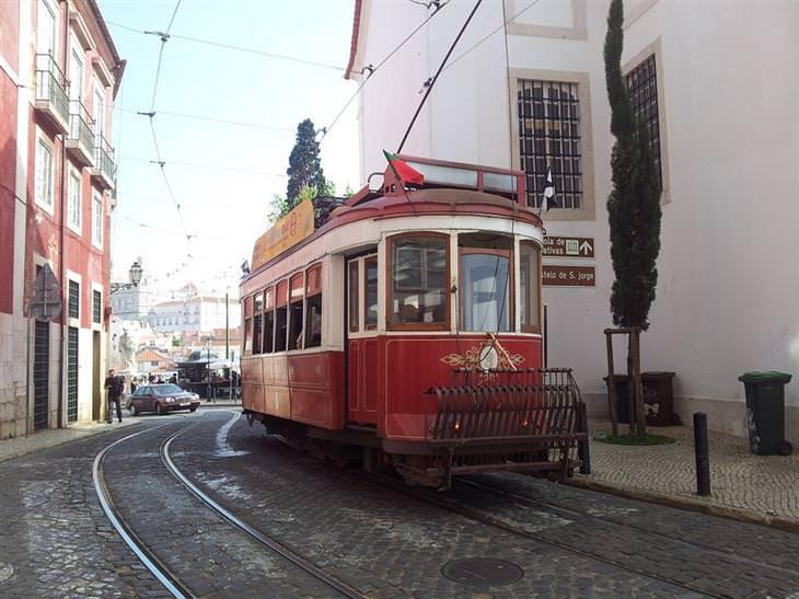 מסלול טיולים בליסבון: אלפמה