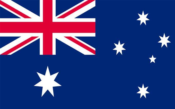 דגל אוסטרליה
