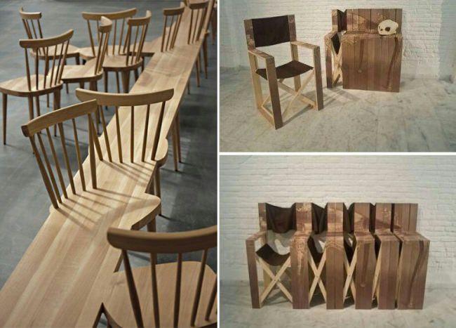 עיצוב רהיטים יצירתי