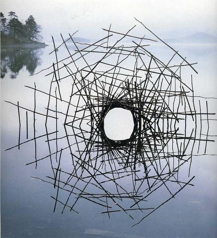 יצירות הטבע של אנדי גולדוורת'י
