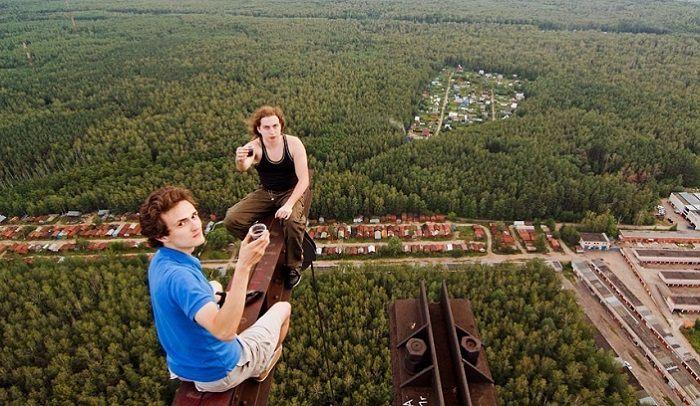 דברים שקורים ברוסיה...