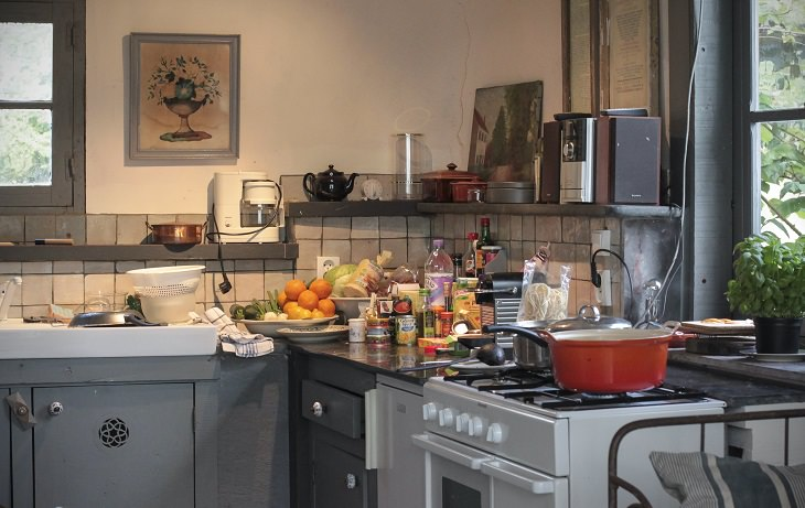 טריקים גאוניים למטבח: מטבח