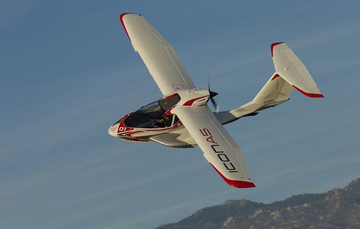 מטוס האייקון A-5