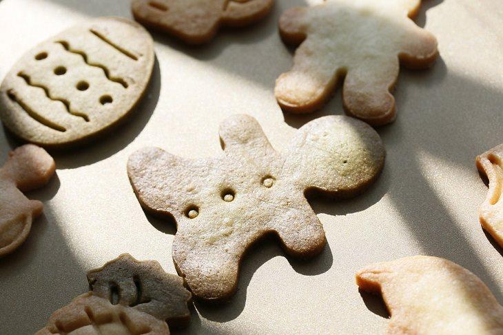טיפים לתיקון טעויות אפייה נפוצות: עוגיות חתוכות
