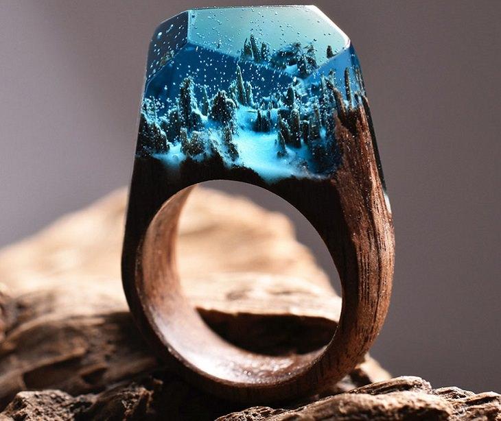 עיצוב מיוחד לטבעות