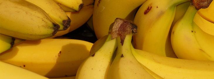 מזונות מוצקים לתינוק: בננות