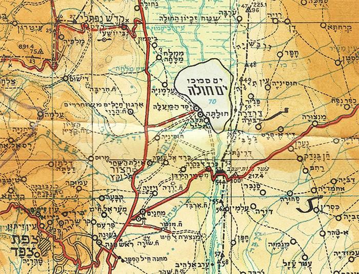 מאוד מפות מספרות: ארץ ישראל בשנת 1945 | מומלצי בא-במייל - בא-במייל KD-66