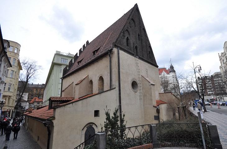 מסלול טיול בפראג: ברובע היהודי של פראג