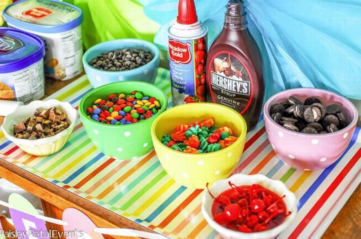 דרכי הגשה מקוריות לגלידה משפחתית