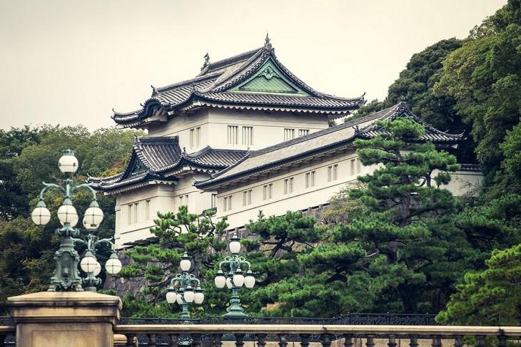 הארמון הקיסרי של טוקיו