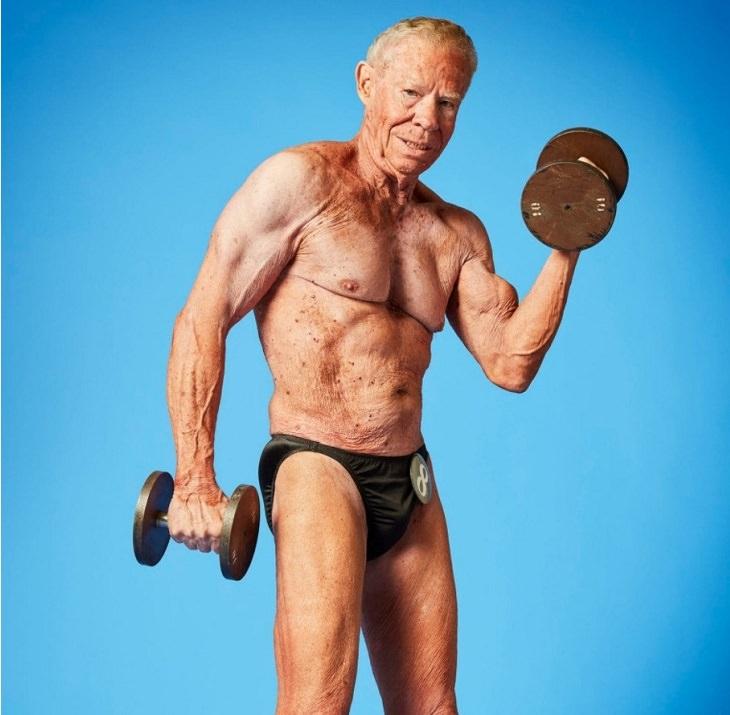 ספר השיאים של גינס לשנת 2018: מפתח הגוף המבוגר ביותר בעולם
