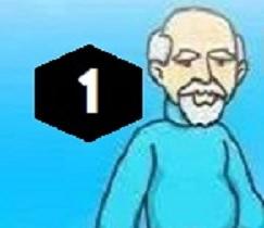 """חידון """"מי האיש שהכי טועה בתמונה?"""": דמות מספר 1"""