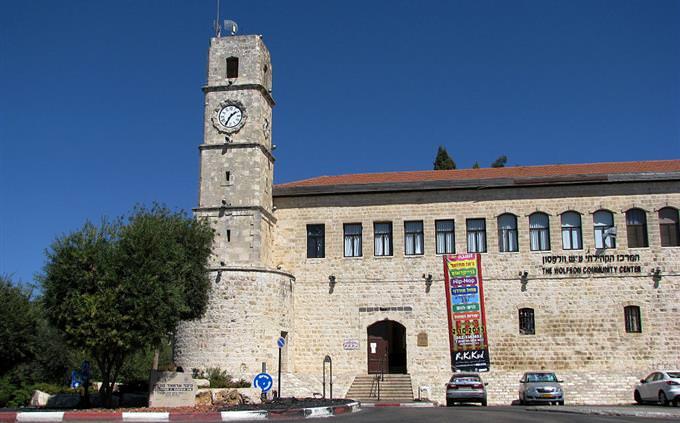 מבחן זיהוי מקומות בישראל