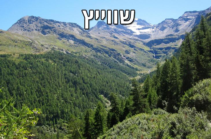 אתרים בישראל שמזכירים אתרים מחוץ לארץ: