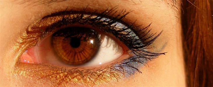 איך לשמור על חמשת החושים: עין