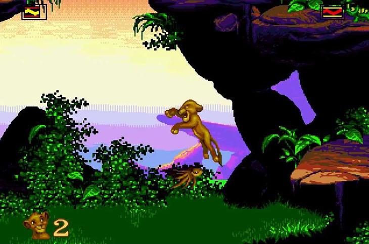 משחקי מחשב נוסטלגיים: מלך האריות