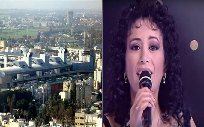 בחן את עצמך - מה קדם למה: עפרה חזה והתחנה המרכזית החדשה בתל אביב בצילום ממרחק
