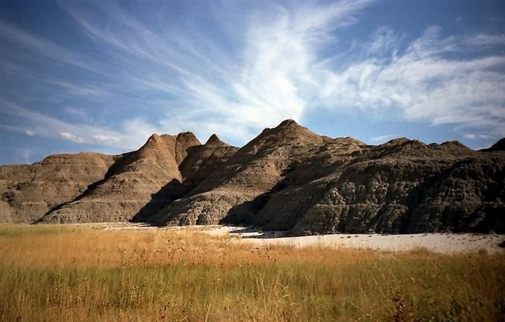 מקומות מדהימים: הפארק הלאומי בדלנדס