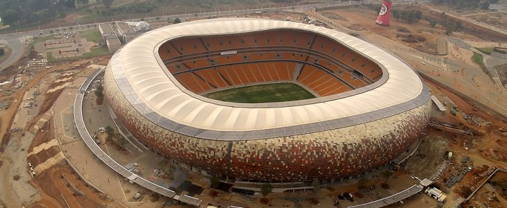 האיצטדיונים היפים בעולם: צילום אווירי של אצטדיון סוקר סיטי