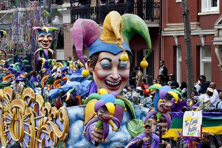 פסטיבלי חורף ברחבי אירופה: פסטיבל ברחוב