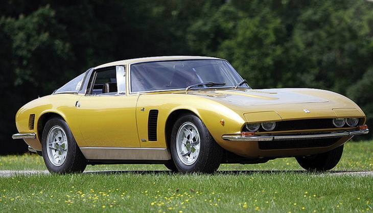 מכוניות מהירות מהעבר וההווה: Iso Grifo GL 365