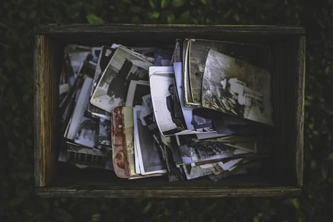 אלבום תמונות ישנות