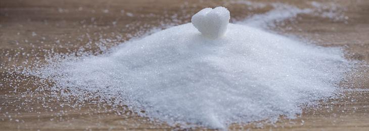 תרופות סבתא להעלמת סימני מתיחה: סוכר לבן