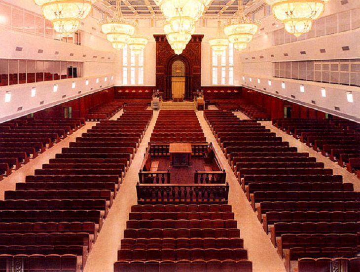 בתי הכנסת היפים בארץ: מרכז עולמי לתורה וחסידות בעלז