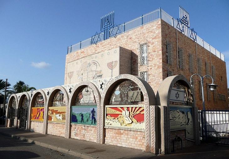 בתי הכנסת היפים בארץ: בית הכנסת אור תורה