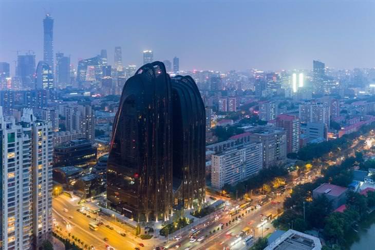 מבנים חדשניים של שנת 2017: כיכר פארק צ'או-יאנג