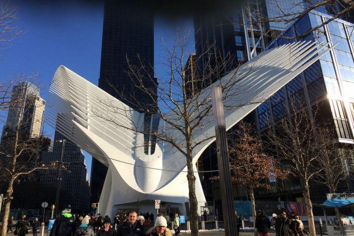 אתרים בניו יורק שמומלץ לבקר בהם: אתר ההנצחה בגראונד זירו