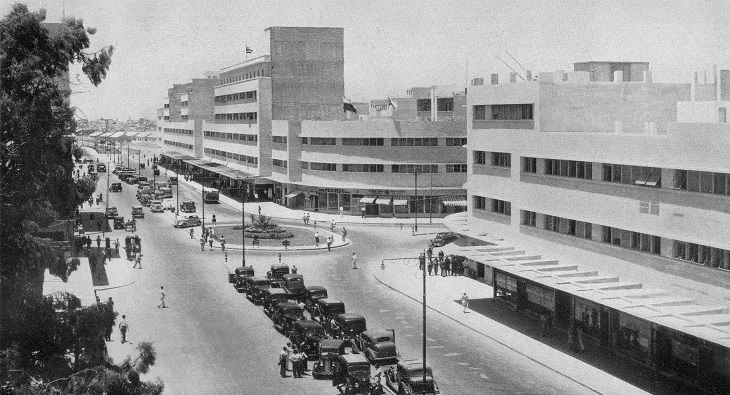 זיכרונות ילדות: דרך המלכים בחיפה בשנת 1938