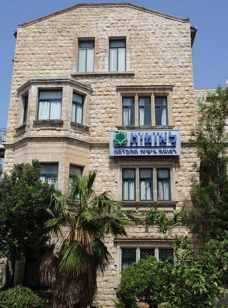 מבנים היסטוריים בישראל: בית מושיוף, חיפה